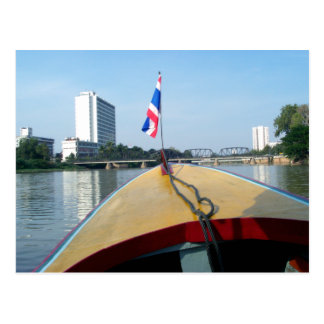 Mae Ping River Postcard