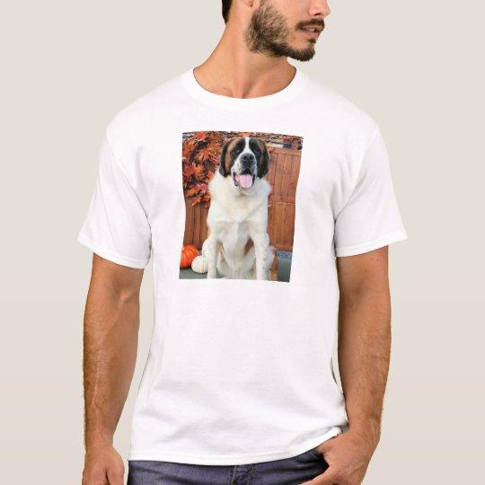 Mae - Saint Bernard Photo-12 T-Shirt