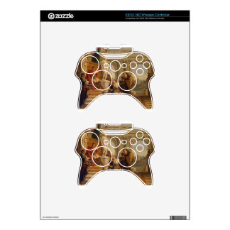 Maecenas Presenting the Liberal Arts to Emperor Xbox 360 Controller Skin