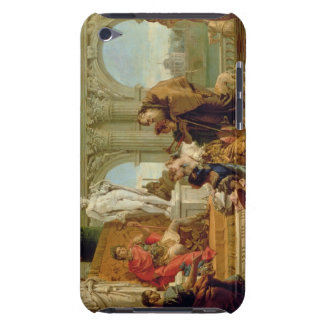 Maecenas Presenting the Liberal Arts to the Empero iPod Touch Case-Mate Case