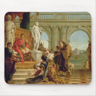 Maecenas Presenting the Liberal Arts to the Empero Mouse Pad