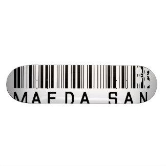 Maeda San Skateboard Deck