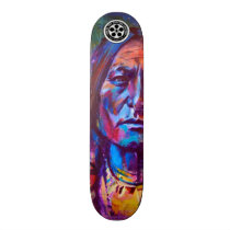 Maeda San Skateboards Indigenous  Collection