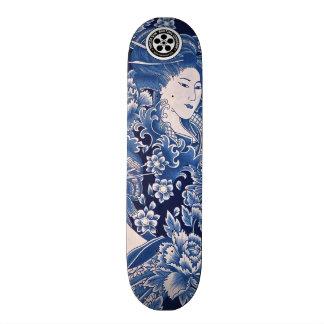 Maeda San Skateboards Samurai Collection