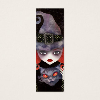 Maelba, the Red Witch Mini Bookmark Mini Business Card