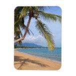 Maenam beach. flexible magnet