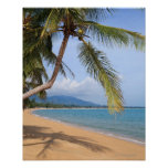 Maenam beach. print