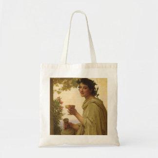 Maenid Beverage Fairy Tote Bag