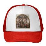 Maerten van Heemskerck- Calvary Mesh Hats