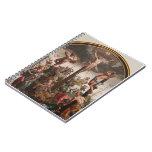 Maerten van Heemskerck- Calvary Spiral Note Book