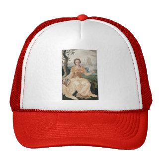 Maerten van Heemskerck- The Erythraean Sibyl Trucker Hat