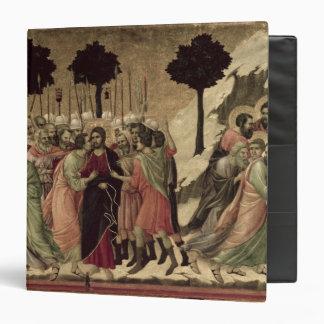Maesta: Betrayal of Christ, 1308-11 Binder