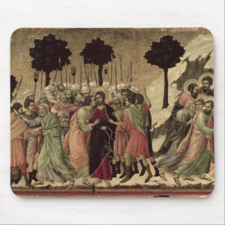 Maesta: Betrayal of Christ, 1308-11 Mouse Pad