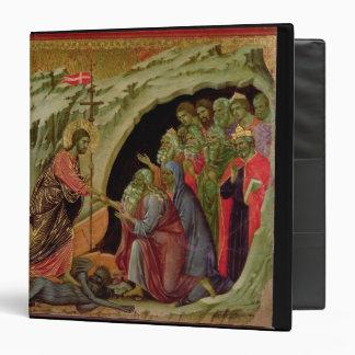 Maesta: Descent into Limbo, 1308-11 Binder