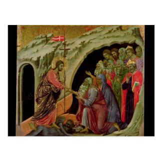 Maesta: Pendiente en el limbo, 1308-11 Postal