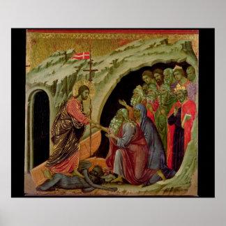 Maesta: Pendiente en el limbo, 1308-11 Póster