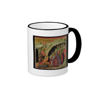 Maesta: Pendiente en el limbo, 1308-11 Taza De Dos Colores
