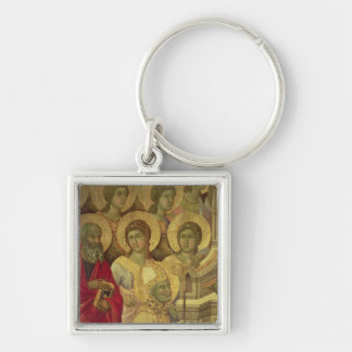 Maesta: Saints, , 1308-11 Keychain