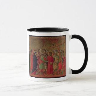 Maesta: The Road to Calvary, 1308-11 Mug