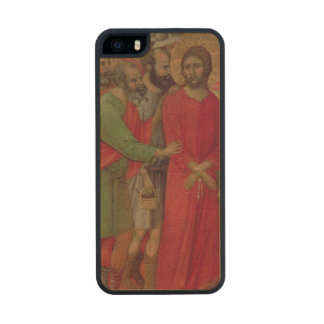 Maesta: The Road to Calvary, 1308-11 Wood iPhone SE/5/5s Case