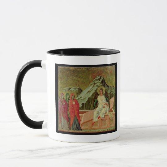 Maesta: The Three Maries at Christ's Tomb Mug