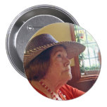 Maestra de Baile Pinback Buttons