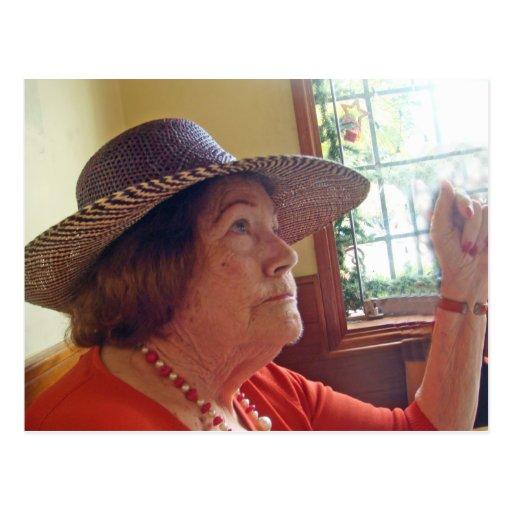 Maestra de Baile Postcard
