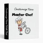 Maestro cocinero - hembra