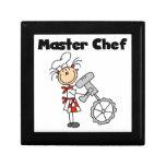 Maestro cocinero - hembra caja de regalo
