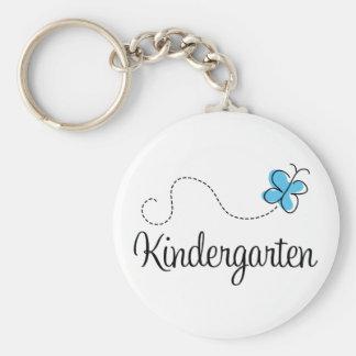 Maestro de jardín de infancia llaveros personalizados