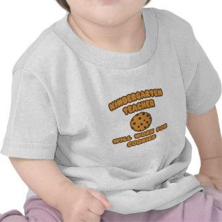 Maestro de jardín de infancia. Trabajará para las Camiseta