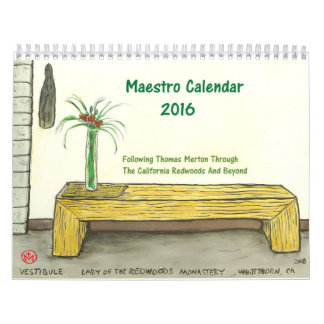 Maestro Gaxiola Calendar