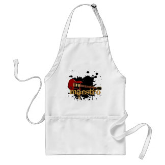 Maestro Grunge Electric Guitar Adult Apron