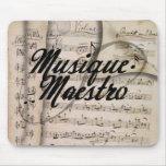 Maestro Mousepad de Musique Alfombrilla De Raton