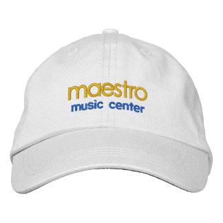maestro, music center cap