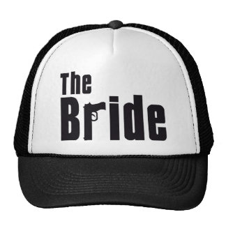Mafia Bride Trucker Hat