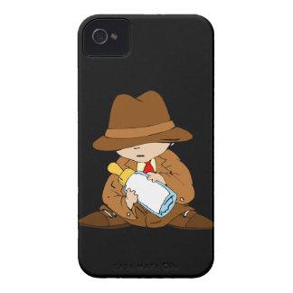 Mafia del bebé iPhone 4 carcasa