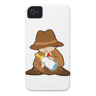 Mafia del bebé iPhone 4 Case-Mate carcasa