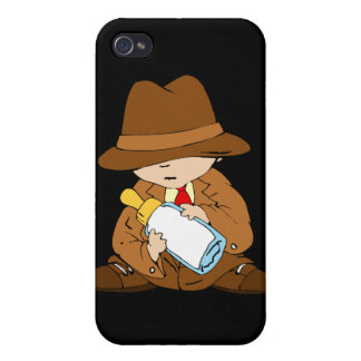 Mafia del bebé iPhone 4 cárcasas