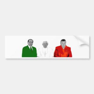 Mafia del estado de Vatican Pegatina Para Auto