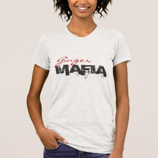 Mafia del jengibre t shirt