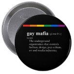 MAFIA GAY PIN