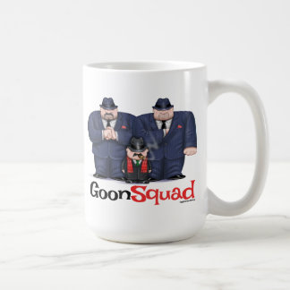 Mafia goon squad Coffee Mugs and Beer Steins
