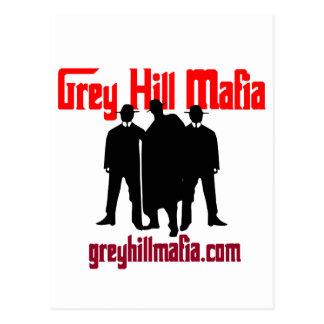 Mafia gris de la colina postal