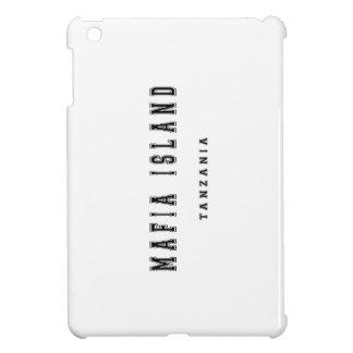 Mafia Island Tanzania iPad Mini Covers