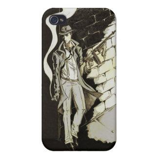 Mafia Noir iPhone 4/4S Carcasas