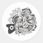 Mafia Prima Stickers