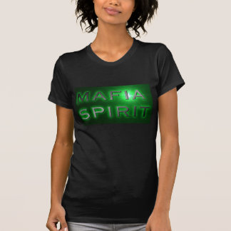 Mafia Spirit Logo Womens Tee Shirt