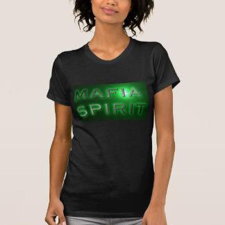 Mafia Spirit Logo Womens Tshirt