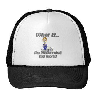 Mafia Trucker Hat
